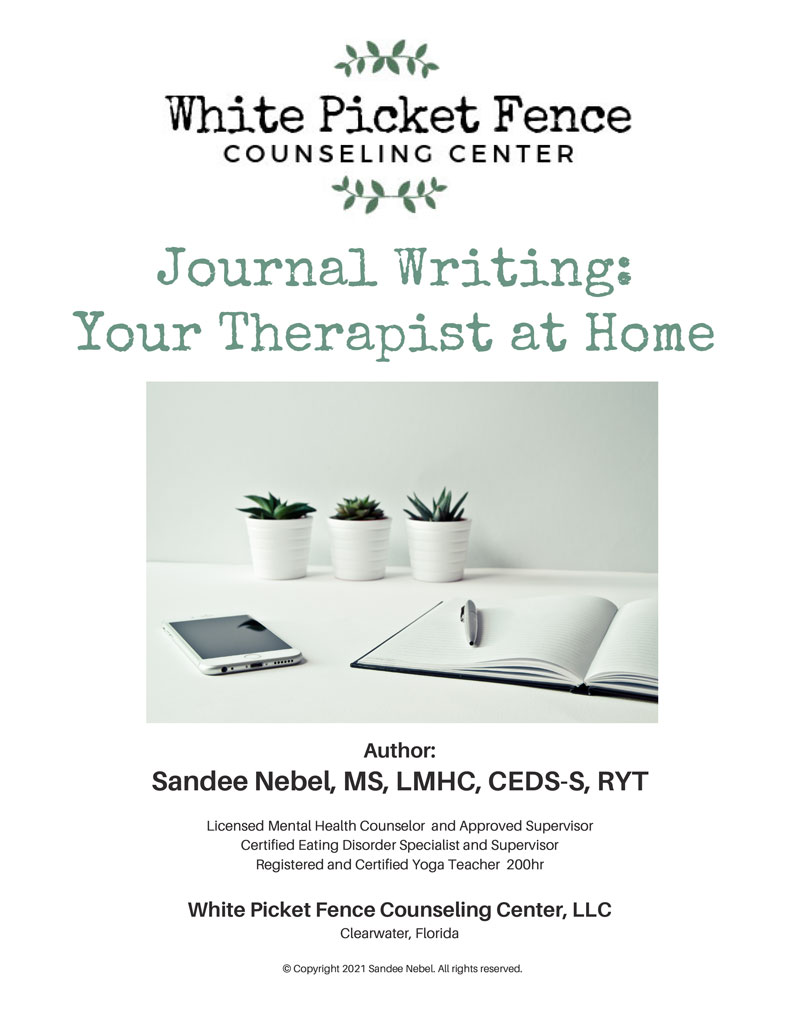 Journal Writing Guide